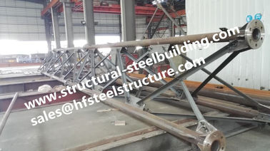 Electric Power Transmission Line Industrial Steel Buildings Communication Towers